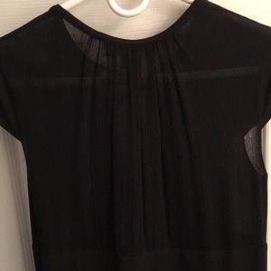 Catherine Malandrino Dresses - Catherine Malandrino Black Dress, Size 6